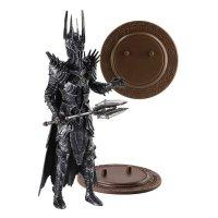 Herr der Ringe Bendyfigs Biegefigur Sauron 19 cm