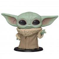 The Mandalorian Super Sized POP! Star Wars Vinyl Figur The Child 25 cm