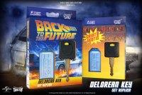 Zurück in die Zukunft Replik 1/1 DeLorean Autoschlüssel