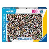 Disney Challenge Puzzle Micky Maus (1000 Teile)