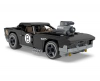 Hexa Gear Alternative Plastic Model Kit 1/24 Cross Raider Desert Color 10 cm --- BESCHAEDIGTE VERPACKUNG
