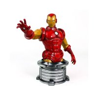 Marvel Büste Iron Man 17 cm
