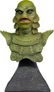 Universal Monsters Mini Büste Creature From The Black Lagoon 15 cm