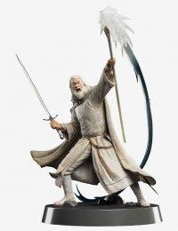Der Herr der Ringe Figures of Fandom PVC Statue Gandalf der Weiße 23 cm