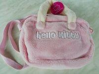 Hello Kitty Umhängetasche Boston Bag Marshmallow Pink