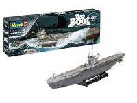Das Boot Modellbausatz Geschenk-Set 1/144 U-Boot U96 Typ VII C 40th Anniversary 46 cm