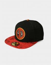 Deadpool Snapback Cap Grafitti