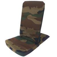 Bodenstuhl XL, abwaschbar - Camouflage