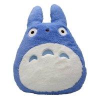 Mein Nachbar Totoro Nakayoshi Kissen Blue Totoro