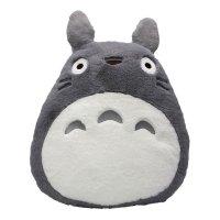 Mein Nachbar Totoro Nakayoshi Kissen Grey Totoro