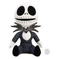 Nightmare Before Christmas Zippermouth Plüschfigur Jack Skellington 23 cm