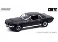 Creed (2015) Diecast Modell 1/18 1967 Ford Mustang Coupe