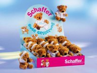 Minis & Super-Minis im Verkaufsdisplay - Mini-Bären Gute Besserung ( 24 )
