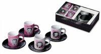 Betty Boop Espresso Set