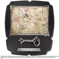 Der Hobbit Replik 1/1 Thorin's Schlüssel und Karte zum Erebor Deluxe