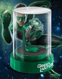 Green Lantern Movie Replik 1/1 Hal Jordan's Ring