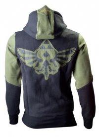 The Legend of Zelda Kapuzenpullover Green Character