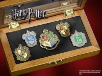 Harry Potter Pin Kollektion Hogwarts (5)
