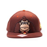 Nintendo Snap Back Hip Hop Cap Donkey Kong